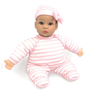 Madame Alexander Little Love Stripe Sleeper