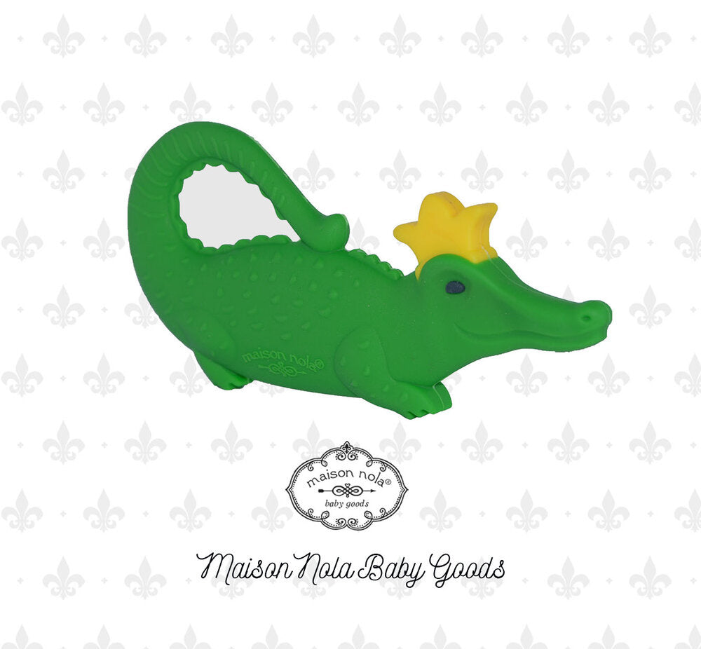 Maison Nola Gator Teether