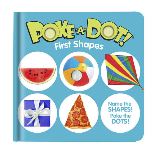 M&D Poke-A-Dot First Shapes