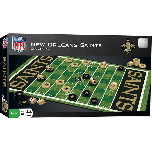 Saints Checkers