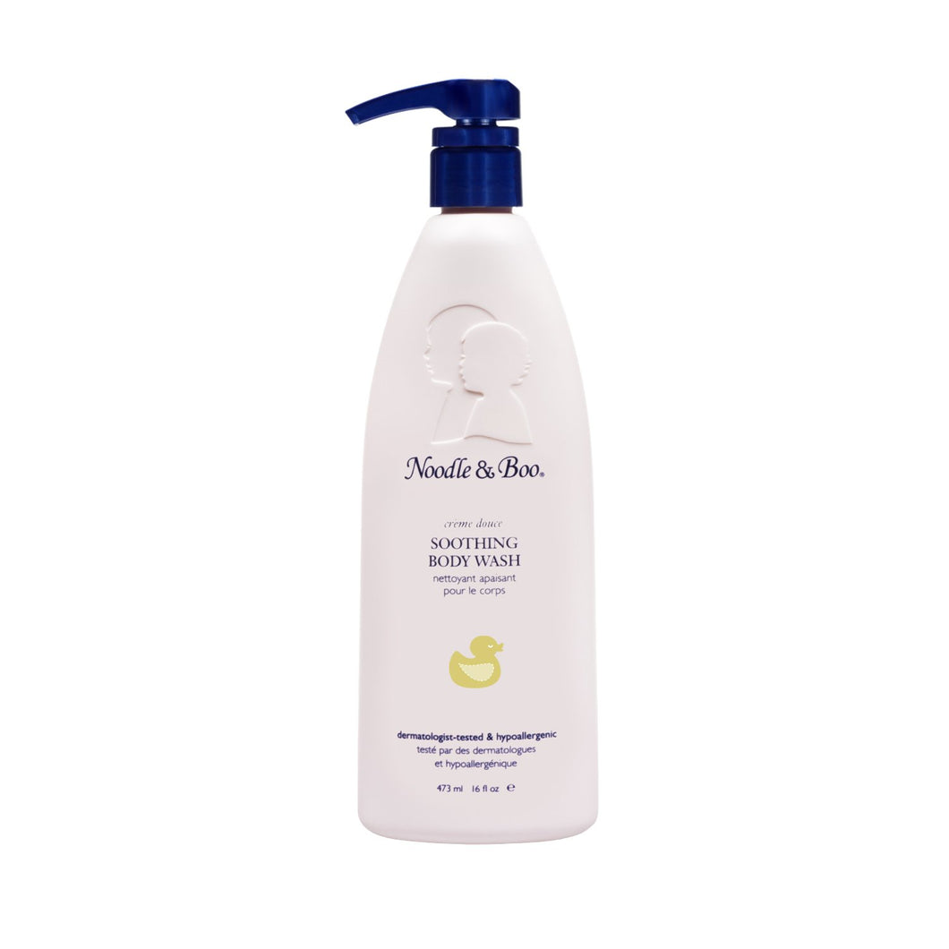 Noodle & Boo Soothing Body Wash-16oz