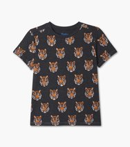 Hatley Fierce Tigers Graphic Tee