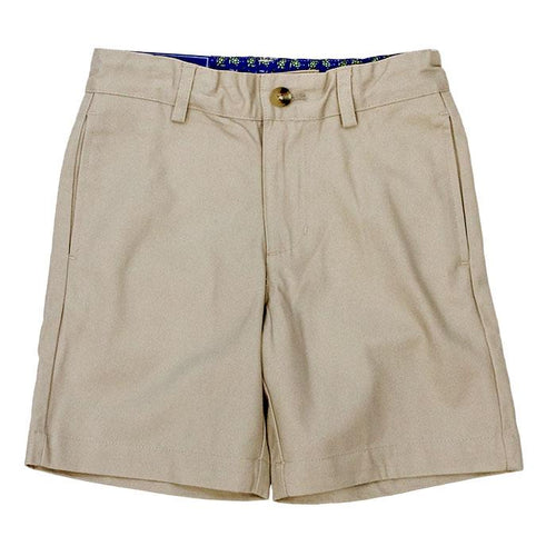 Bailey Boys Khaki Twill Short