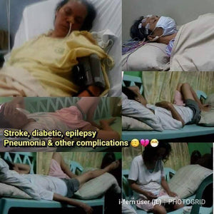 STROKE, DIABETIC, PNEUMONIA, EPILEPSY AND OTHER COMPLICATION