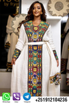 Nigiste Saba Konjo Ethiopian Traditional Cloth