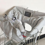 Foldable Baby Shopping Cart Cover Protection