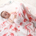 Baby Swaddle Wrap Super Soft Crib Sleeping Blankets