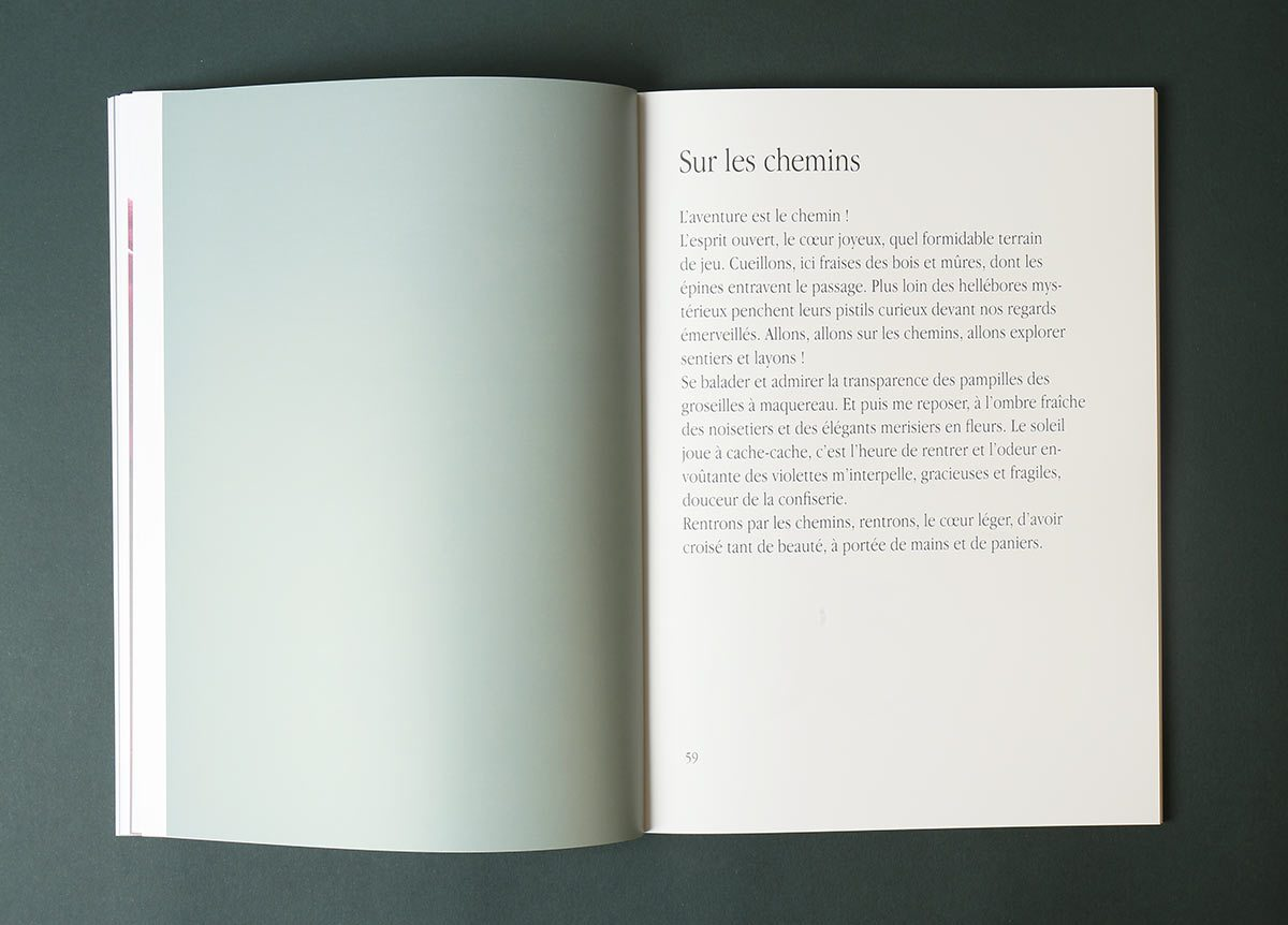 The Book Regards In French Vincent Jeannerot Botanical