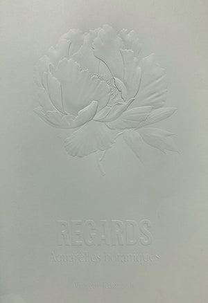 "The Book ""REGARDS""               (in French)"