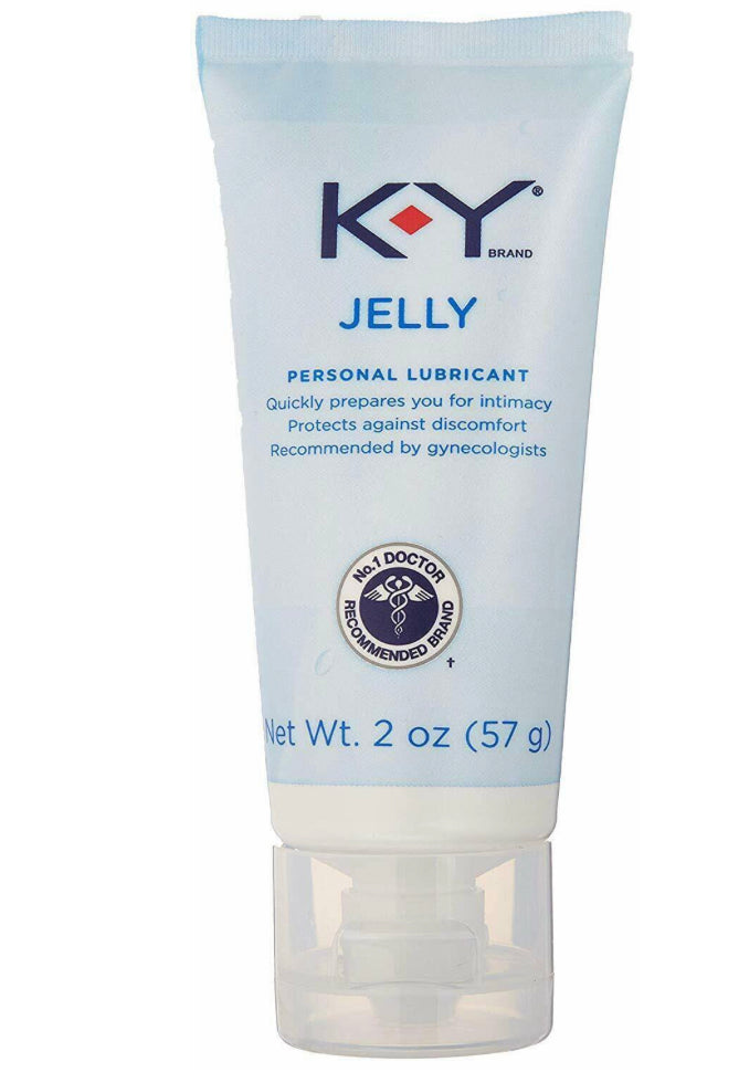 K-Y Jelly Water-Based Personal Lube