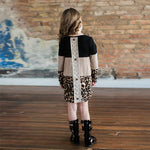 Mommy n Me Leopard Printed Matching Tunic Shirts (Child)