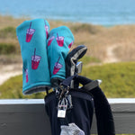 TOTAL TRANSFUSION HEADCOVER-DRIVER - Fade Golf N' Stuff Workshop