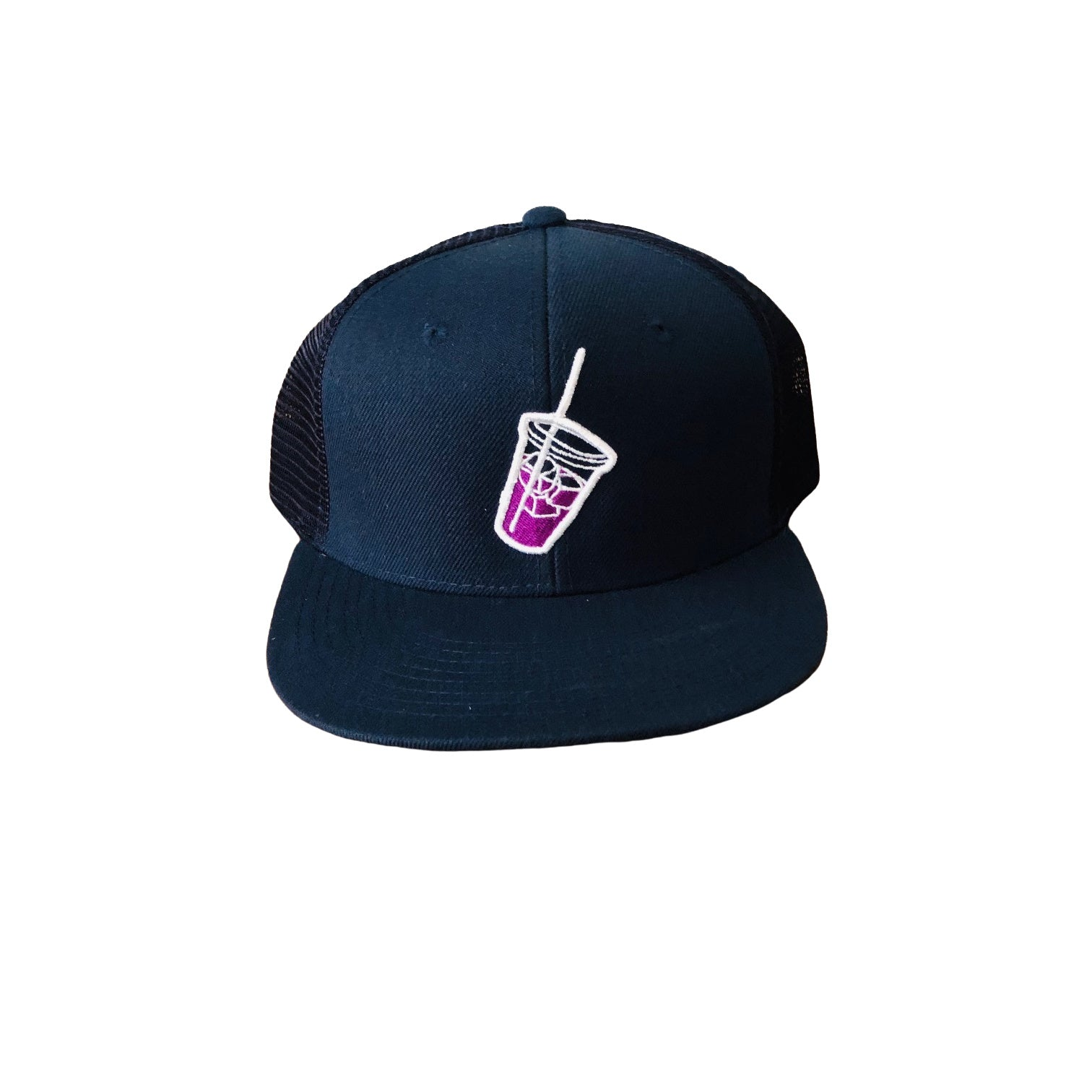 TRANSFUSION TRUCKER-NAVY