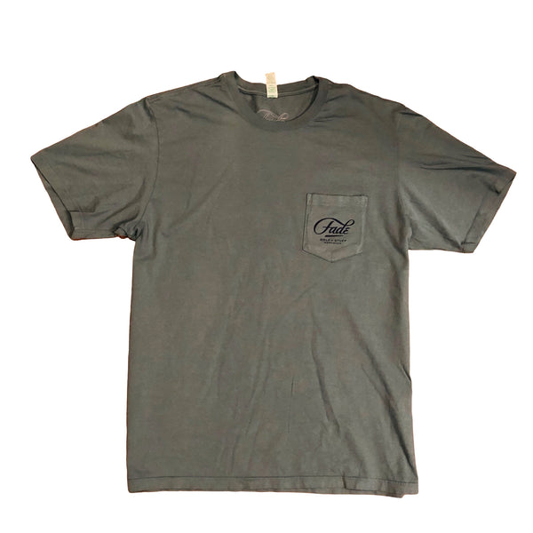 POCKET TITO TEE-SAGE GREEN