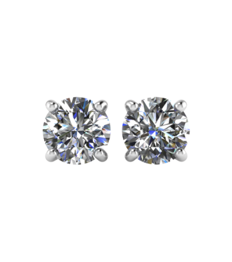 Fashion Diamond Stud