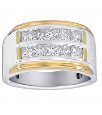 Fashion Mens Ring Princess