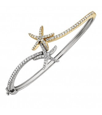 Fashion Starfish Bangle
