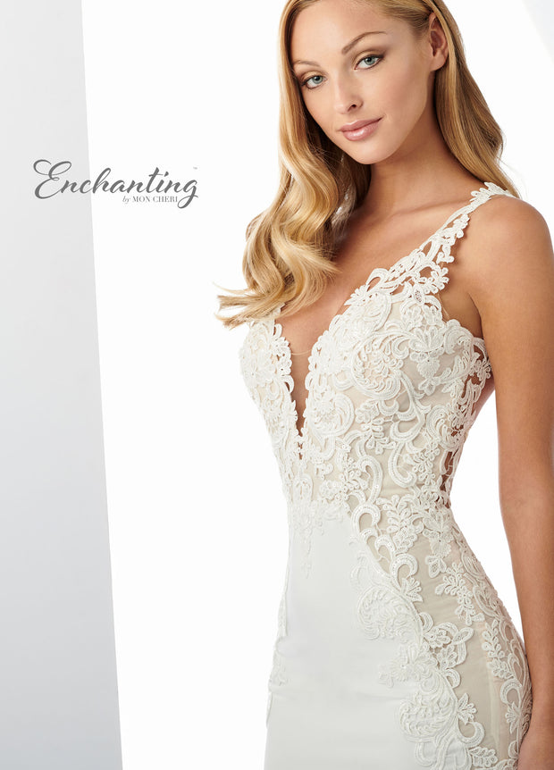 Enchanting by MON CHERI 119125-Gemini Bridal Prom Tuxedo Centre