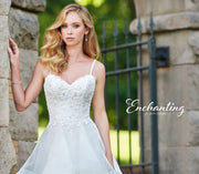 Enchanting by MON CHERI 118156-Gemini Bridal Prom Tuxedo Centre
