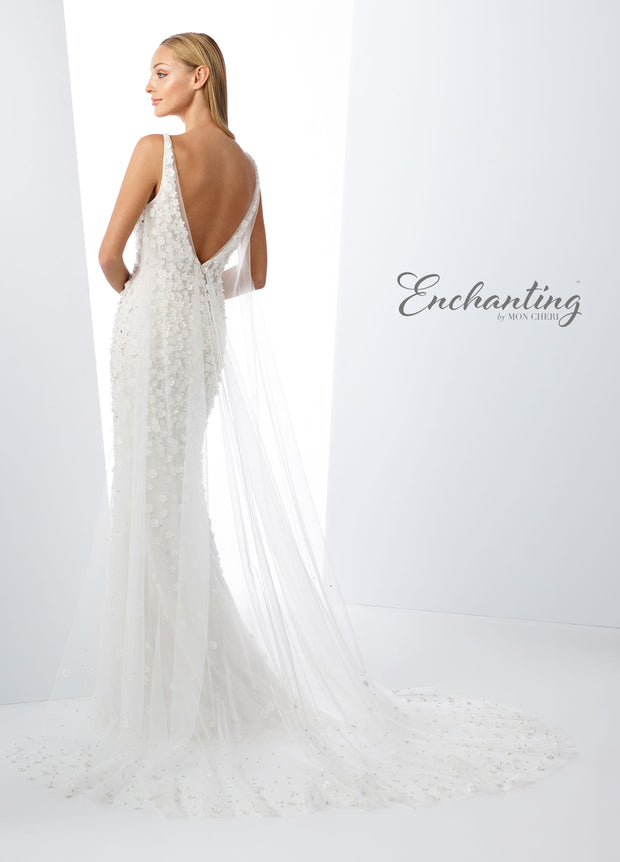 Enchanting by MON CHERI 119121-Gemini Bridal Prom Tuxedo Centre
