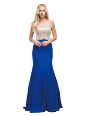 Queens Collection 329887-Gemini Bridal Prom Tuxedo Centre