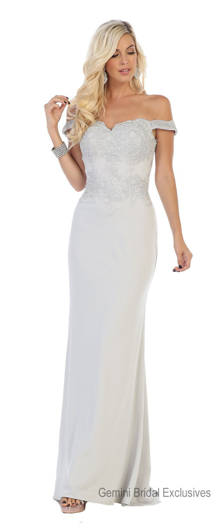 Gemini Exclusives 29M1529B-Gemini Bridal Prom Tuxedo Centre