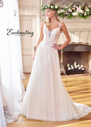 Enchanting by MON CHERI 218171-Gemini Bridal Prom Tuxedo Centre