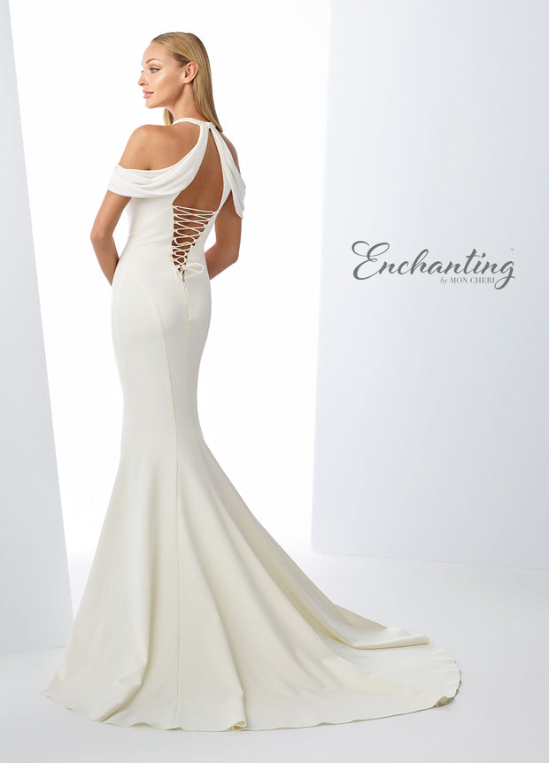 Enchanting by MON CHERI 119127-Gemini Bridal Prom Tuxedo Centre