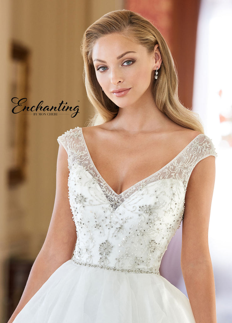 Enchanting by MON CHERI 218178-Gemini Bridal Prom Tuxedo Centre