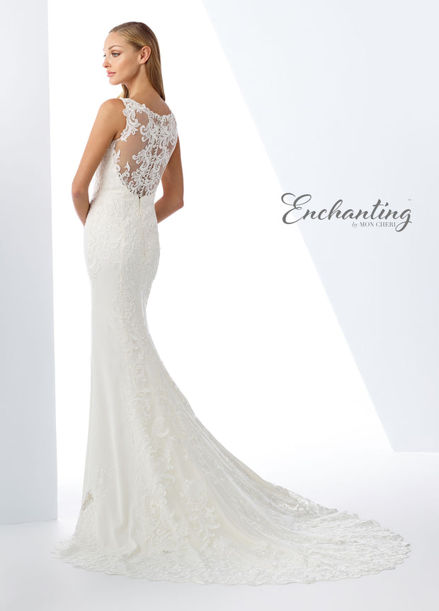 Enchanting by MON CHERI 119122-Gemini Bridal Prom Tuxedo Centre