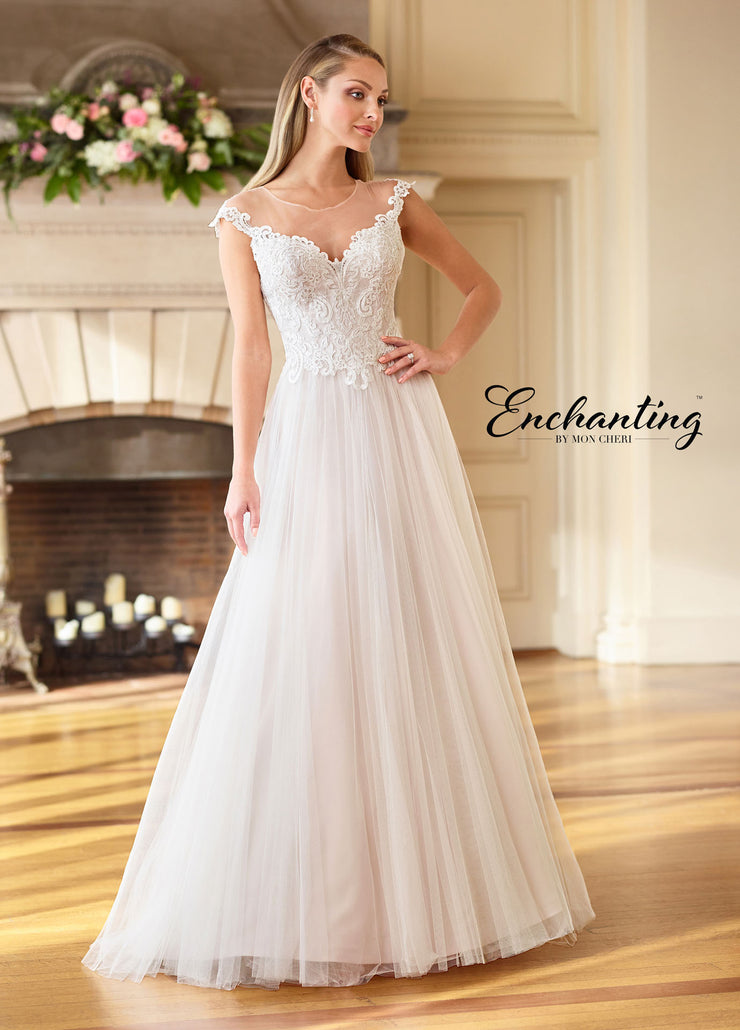 Enchanting by MON CHERI 218184-Gemini Bridal Prom Tuxedo Centre