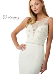 Enchanting by MON CHERI 119124-Gemini Bridal Prom Tuxedo Centre