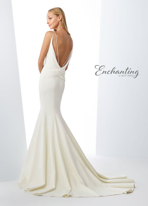 Enchanting by MON CHERI 119128-Gemini Bridal Prom Tuxedo Centre