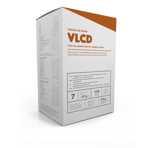 VLCD box toffee
