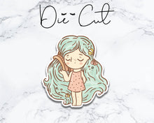 Load image into Gallery viewer, Aquarius Darling Die Cuts | Zodiac Darlings Collection