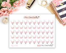 Load image into Gallery viewer, Buy A New Bra Planner Stickers