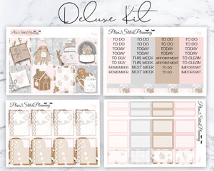 Cosy Deluxe Weekly Sticker Kit
