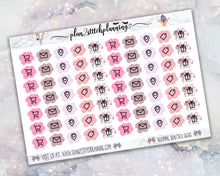 Load image into Gallery viewer, Blob Icons #9 Planner Stickers | Blooming Beautiful