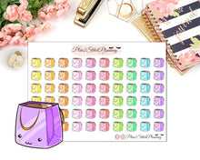 Load image into Gallery viewer, Shopping Bags Planner Stickers