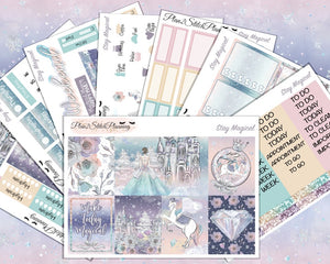 Stay Magical Deluxe Weekly Sticker Kit