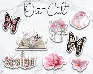 Blooming Beautiful Matching Die Cut Collection | Blooming Beautiful