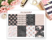 Load image into Gallery viewer, Rose Blush Full Box Planner Stickers