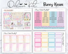 Load image into Gallery viewer, Bunny Kisses Deluxe Weekly Sticker Kit
