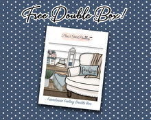 Load image into Gallery viewer, Farmhouse Feelings Deluxe Weekly Sticker Kit