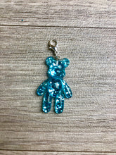 Load image into Gallery viewer, Glitter Bear Planner Charms