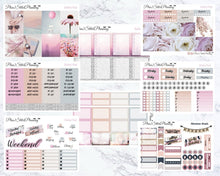 Load image into Gallery viewer, Tickled Pink Deluxe Photo Weekly Sticker Kit