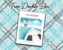 Load image into Gallery viewer, Yacht Life Deluxe Weekly Sticker Kit