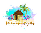Diamond Painting Hut