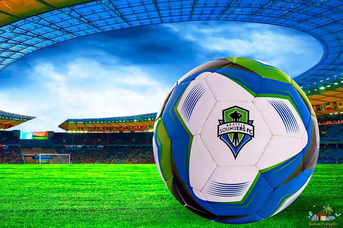 Seattle Sounders FC MLS Diamond Painting