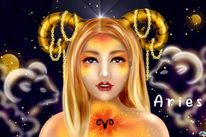 Aries 2020 Diamond Painting